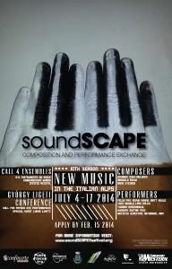 soundSCAPE2014-1