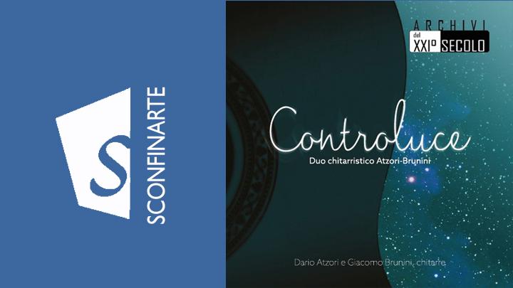 CONTROLUCE – Duo chitarristico Atzori/Brunini