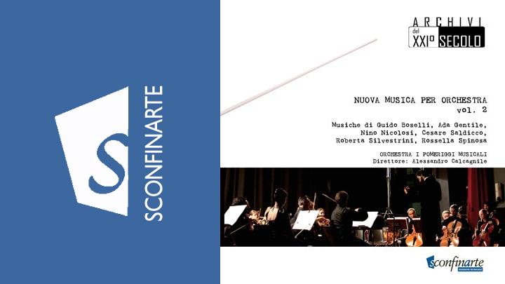 NUOVA MUSICA PER ORCHESTRA VOL. II – Orchestra I Pomeriggi Musicali
