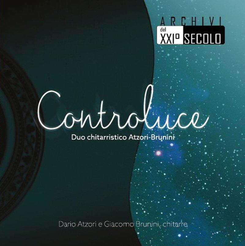 Cd CONTROLUCE / Duo chitarristico Atzori-Brunini