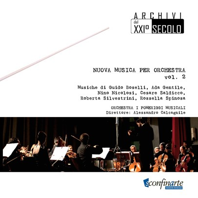NUOVA MUSICA PER ORCHESTRA VOL. II