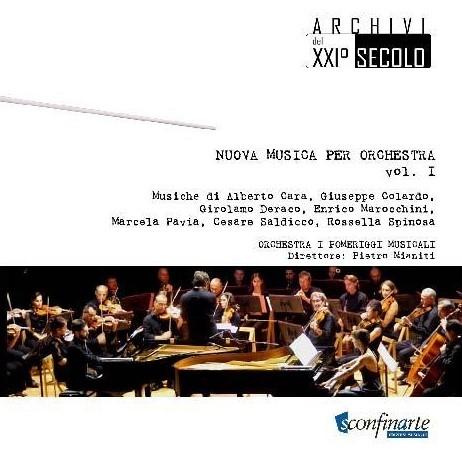 NUOVA MUSICA PER ORCHESTRA VOL. I