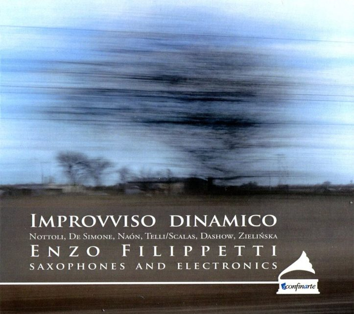 Enzo Filippetti – IMPROVVISO DINAMICO